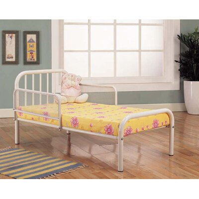 Slat Bed Finish: White