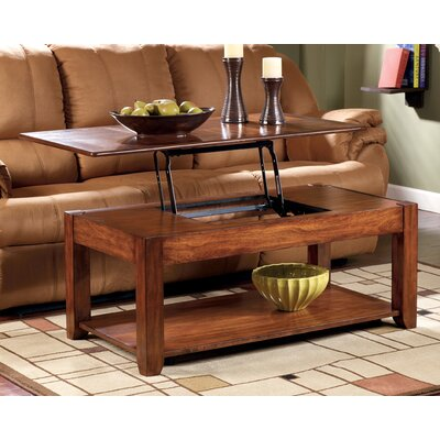 Inroom designs coffee table with lift top In room designs
