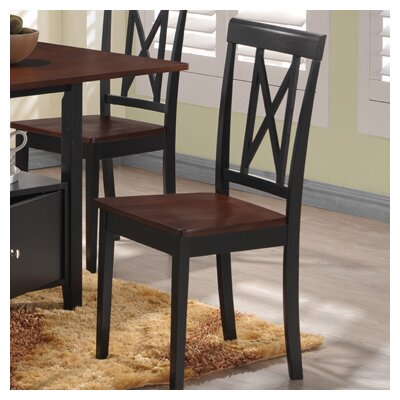 Low Price InRoom Designs Crossback Side Chair
