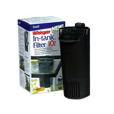 Buy low price tetra whisper power tank filter 90gph 10 for 10 gallon fish tank with filter