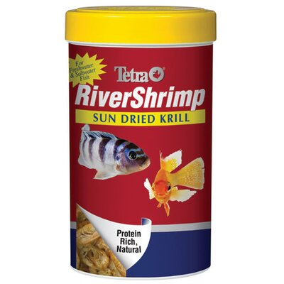Low Price Tetra Tetra River Shrimp Fish Food – 0.92 oz.