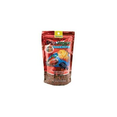 Picture of Tetra Tetraveggie Cichlid Pellet Fish Food Size: Small / 1.94 oz. in Large Size