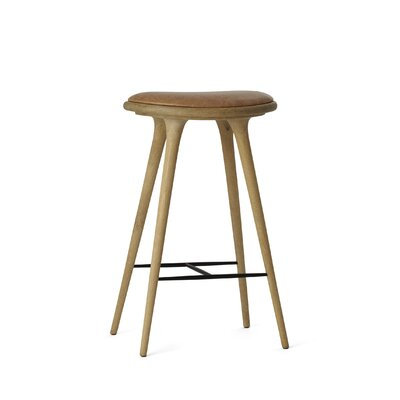 29 Bar Stool Upholstery: Soaped Oak