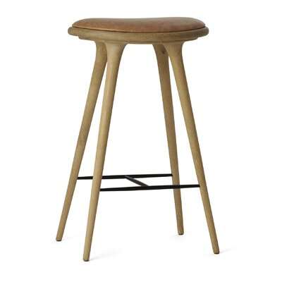 27 Bar Stool Finish: Soaped Oak