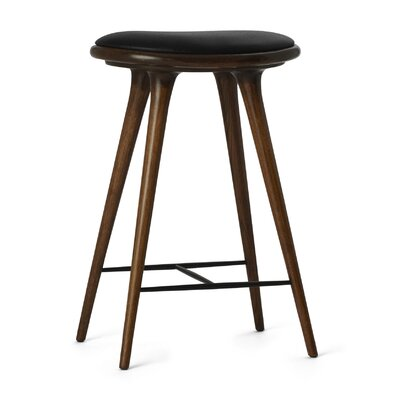 27 Bar Stool Finish: Dark Stained Oak