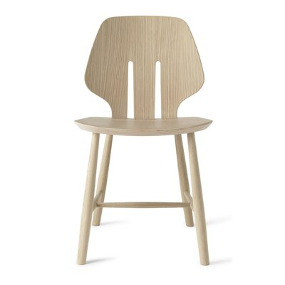 Solid Wood Dining Chair Finish: Natural Oak