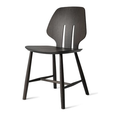 Solid Wood Dining Chair Finish: Sitka Gray Stained Oak