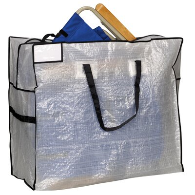 Zippered Large Storage Tote 2622