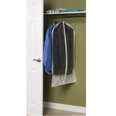 Household Essentials Storage and Organization Suit Protector in Natural at Sears.com