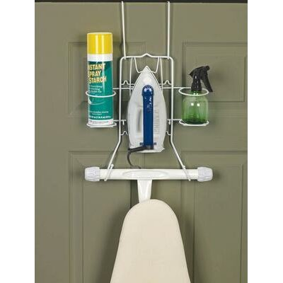Household Essentials Over-the-Door Ironing Board Holder at Sears.com