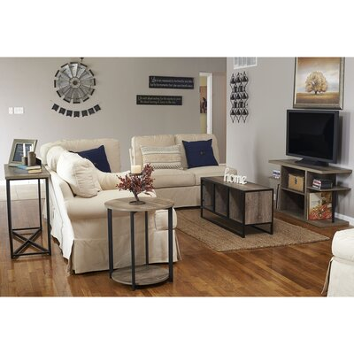 Ryanda Round Low End Table