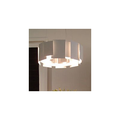 Coroa 16-Light Drum Pendant
