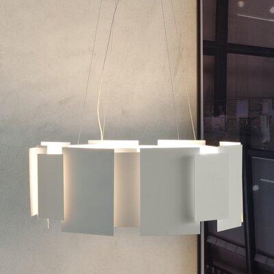 Coroa 16-Light Drum Pendant