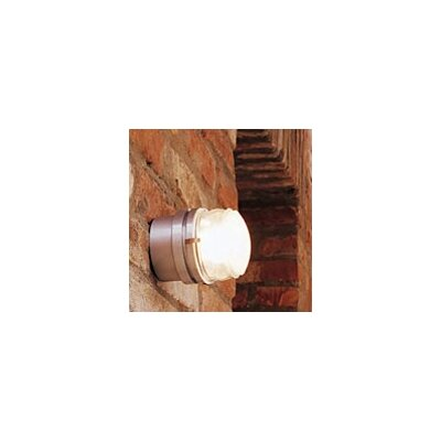 Fresnel Wall / Ceiling Lamp (Set of 4) Finish: White