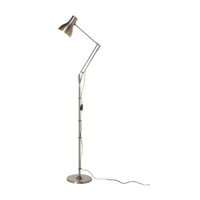 Floor Lamps Used As Drafting Lights | Interior Decorating