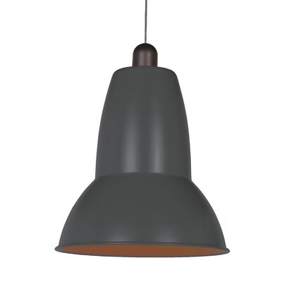 Giant 1227 Pendant Shade Color: Slate Grey