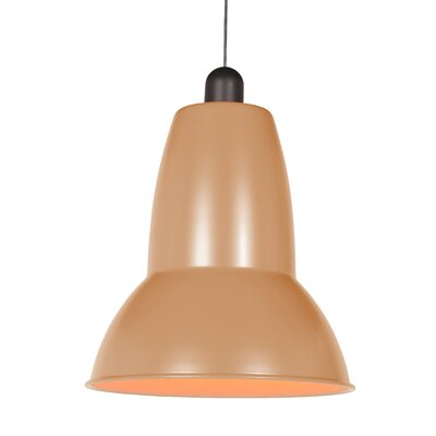 Image of Giant 1227 Pendant Shade Color: Warm Beige