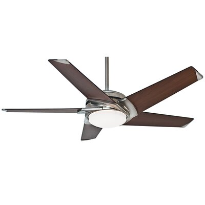 54 Stealth DC 5-Blade Ceiling Fan with Remote