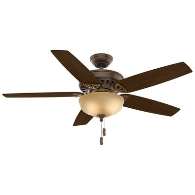 54 Concentra Gallery 5-Blade Ceiling Fan with Receiver