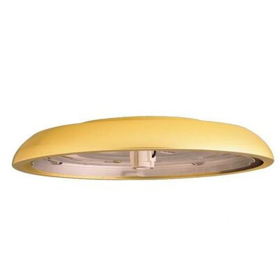 Casablanca Fan One Light Integrated Low Profile Ceiling Fan Fitter - Finish: Chrome at Sears.com