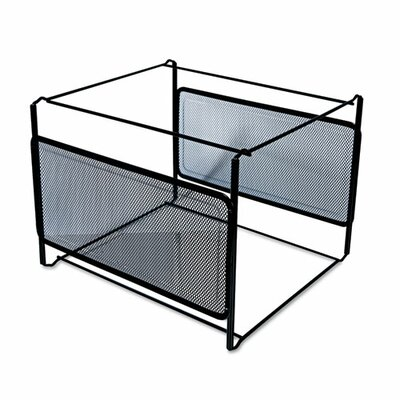 Mesh Letter-Size File Frame Holder