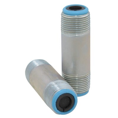 2.75 X 3 Silencer Heat Trap Nipples