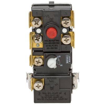 Adjustable Point of Use Thermostat