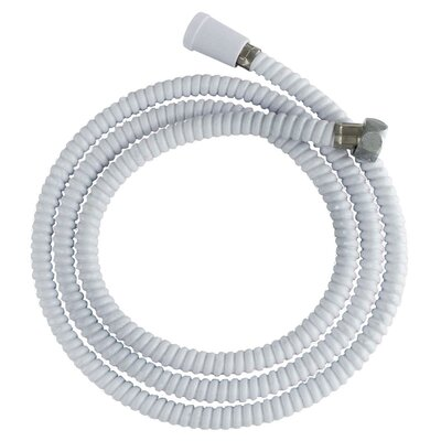 Replacement Shower Hose Finish: White