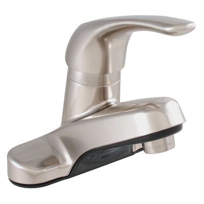 Permashine Centerset Faucet with Single Handle