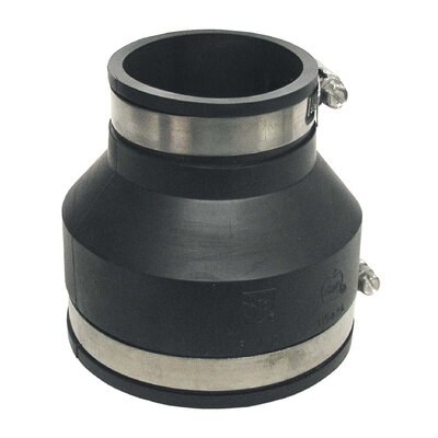 """LDR Industries Flexible Coupling - Size: 4.5"""" H x 4.5"""" W x 4.5"""" D at Sears.com"""