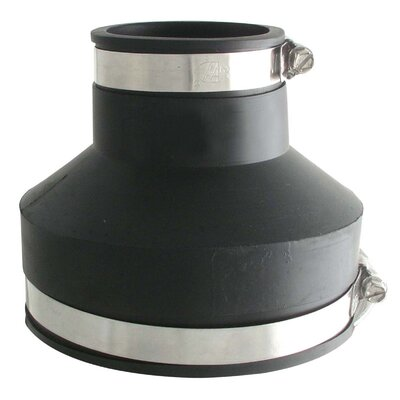 Flexible Coupling Size: 5 H x 5 W x 4 D