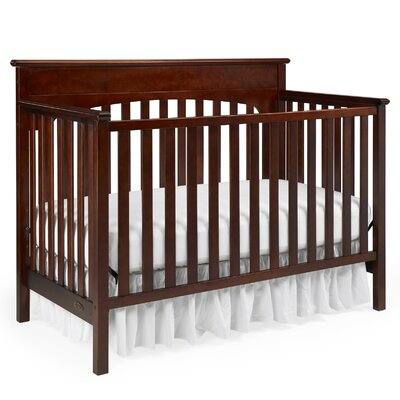 Lauren Convertible Crib Finish: Cherry 04530-364