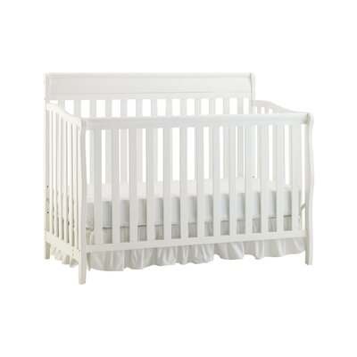 Stanton Convertible Crib Finish: Classic White 04530-661