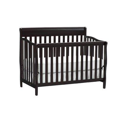 Stanton Convertible Crib Finish: Espresso 04530-669