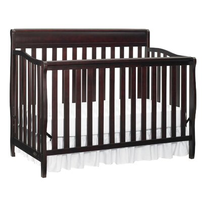 Stanton Convertible Crib Finish: Classic Cherry 04530-664