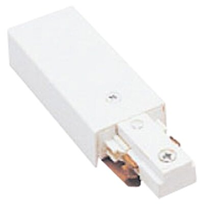 Halo Series Live End Connector Color: White