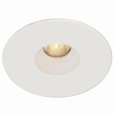 LEDme Round Open 1.25 LED Recessed Trim Bulb: 4000K