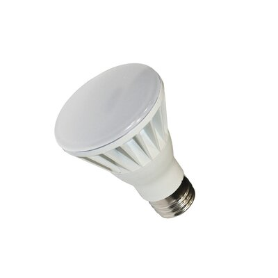 7.5W 120-Volt 2700K LED Light Bulb Size: 3.88