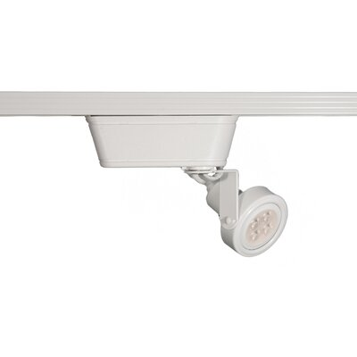 LED 3000K Low Voltage Track Head Track Collection: Halo Series, Finish: White