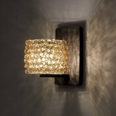 Mirabel LED Monopoint Mini Pendant Finish: Dark Bronze