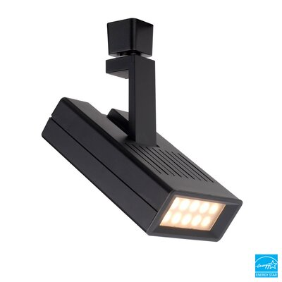 Argos 10-Light 4000K Track Head Finish: Black, Track Collection: Lightolier Series