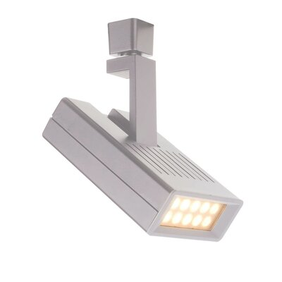 Argos 10-Light 2700K LED Track Head Finish: White, Track Collection: Juno Series