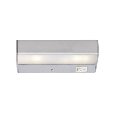 LEDme� LED 8 Under Cabinet Bar Light Finish: Satin Nickel