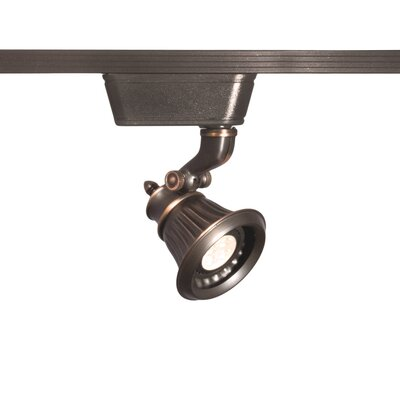 4-Light Low Voltage LED Rialto Track Head Track Collection: Halo Series