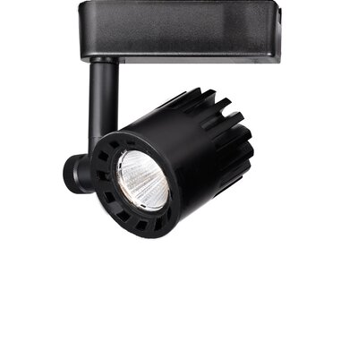 Exterminator 1-Light 20W LED Track Head Finish: Black, Lens Degree: Spot