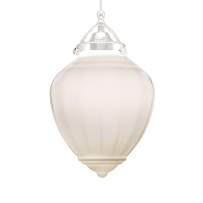 Mirabel Quick Connect LED Mini Pendant Finish: Brushed Nickel