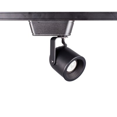 LED 4-Light Low Voltage Track Head Track Collection: Lightolier Series, Finish: Black