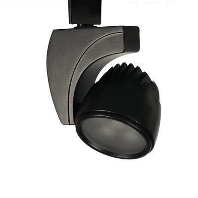 Low Voltage 9W Flood Lens Finish Color: Black, Color Temperature: 4500K, Mounting Option: J Series