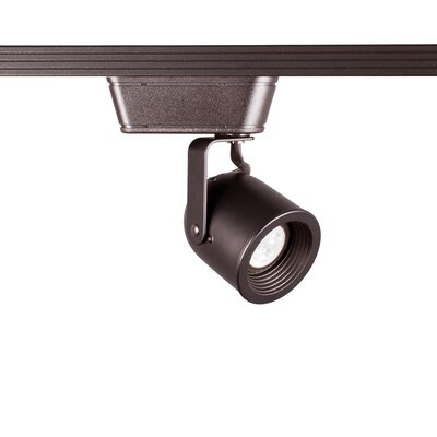 LED 4-Light Low Voltage Track Head Track Collection: Lightolier Series, Finish: Dark Bronze