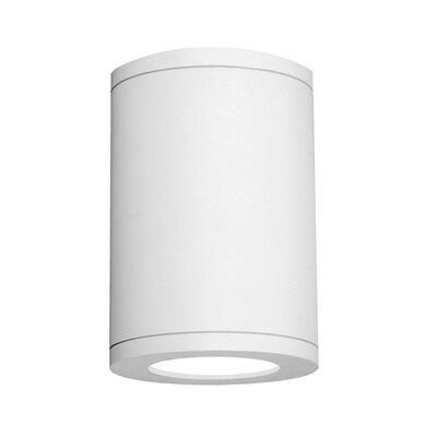 Tube LED Under Cabinet Puck Light Finish: White